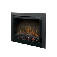"""Dimplex 39"""" Wall Mount Electric Fireplace Insert"""