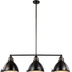 Kitchen Island Pendant Best Flooring For A Transglobe Lighting Vintage 3 Light