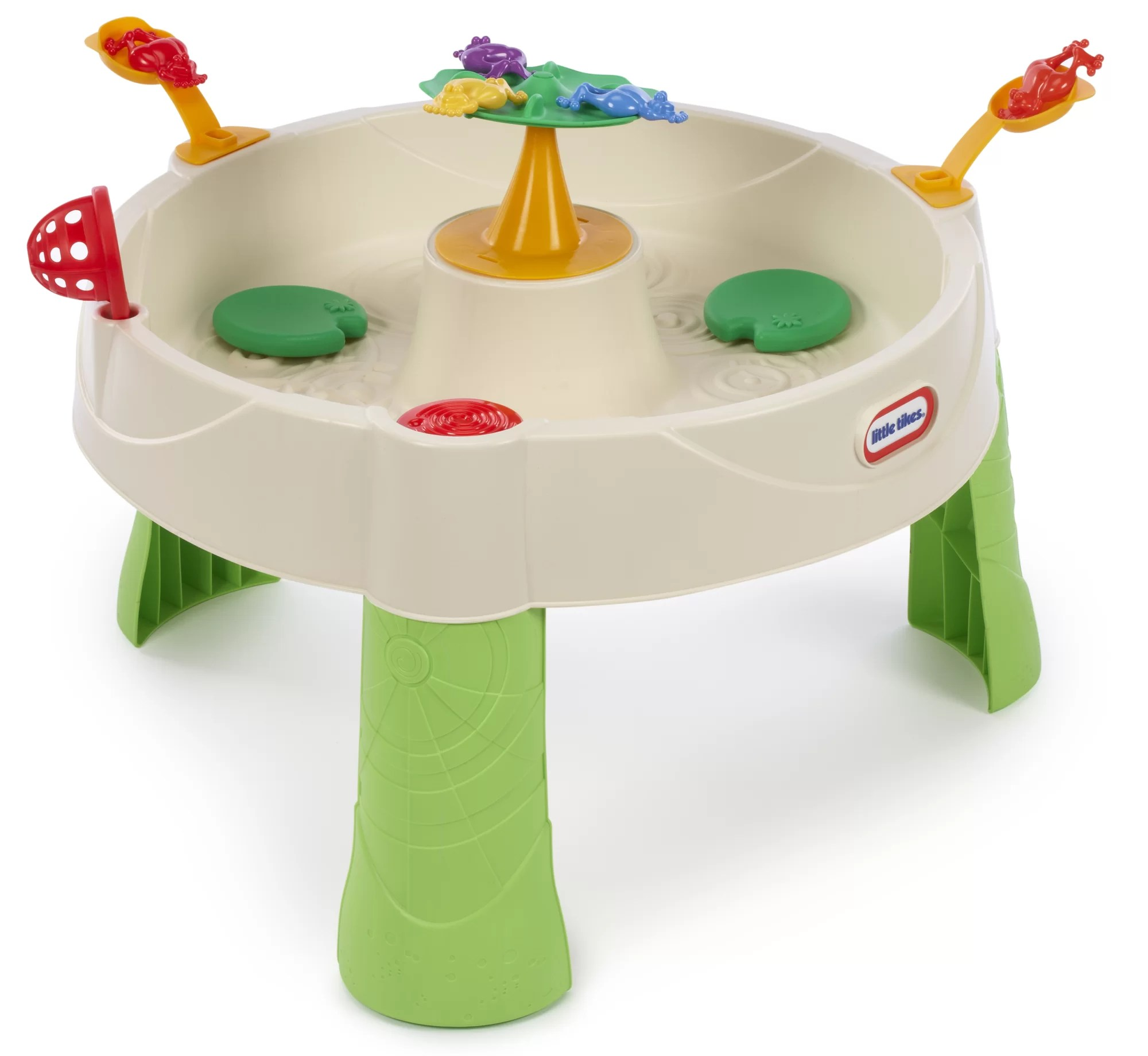 Little Tikes Frog Pond Outdoor Sand and Water Table