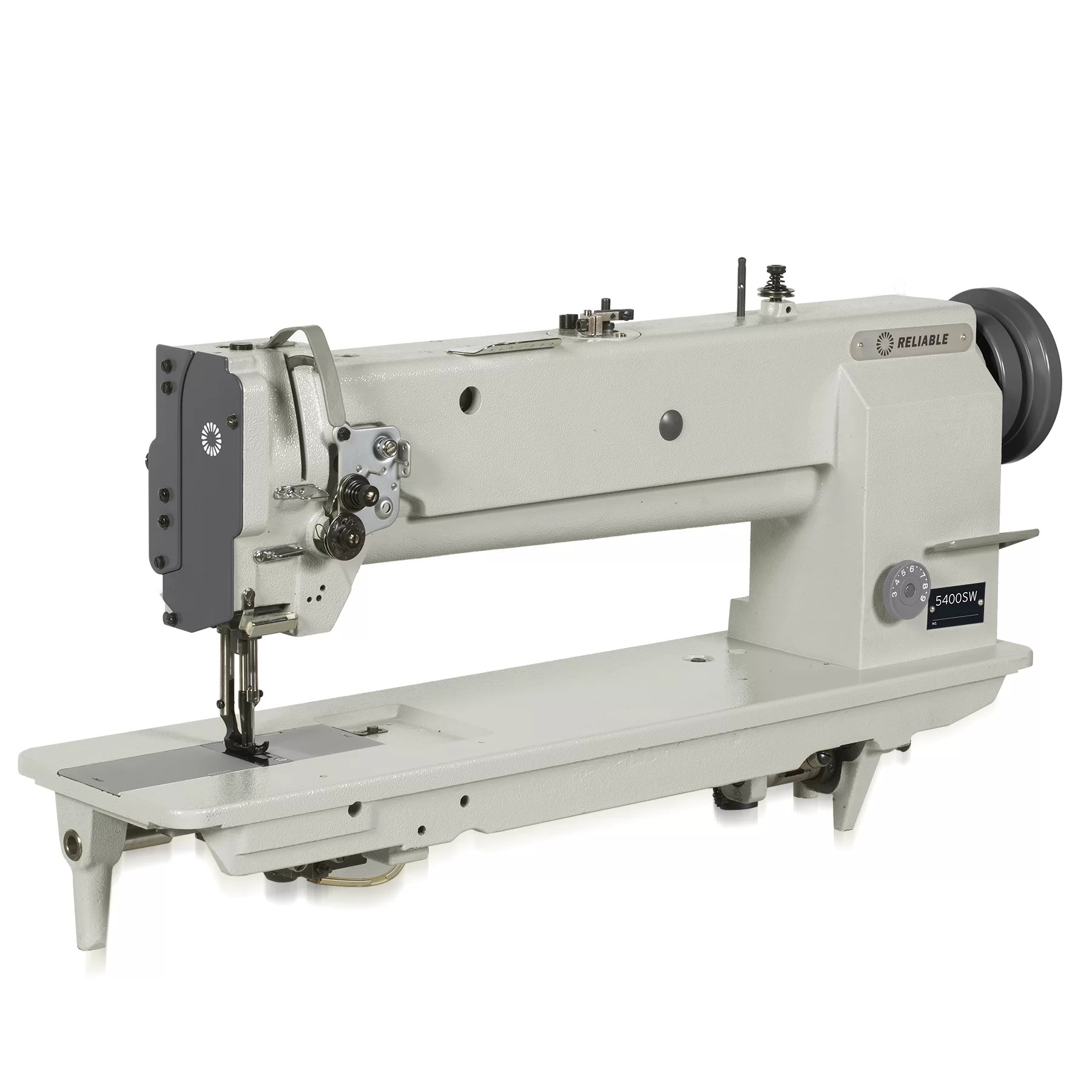 Reliable Corporation 18 Long Arm Walking Foot Sewing Machine