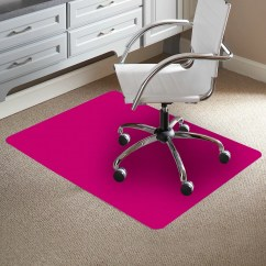 Chair Mat For Carpet Walmart Side Chairs Canada Trendsetter Rectangle Flat To Low Pile Straight