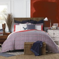 Tommy Hilfiger Timeless Plaid Comforter Set