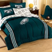 Northwest Co. NFL Philadelphia Eagles Embroidered Twin ...