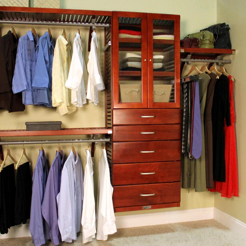 John Louis Closet Organizer System