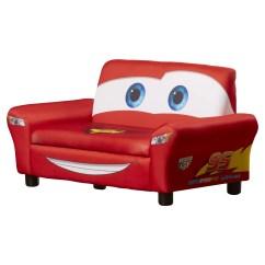 Disney Cars Sofa Canada Armen Living Roxbury Reviews Delta Children Pixar Upholstered With