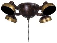 Minka Aire 4-Light Universal Ceiling Fan Light Kit | eBay