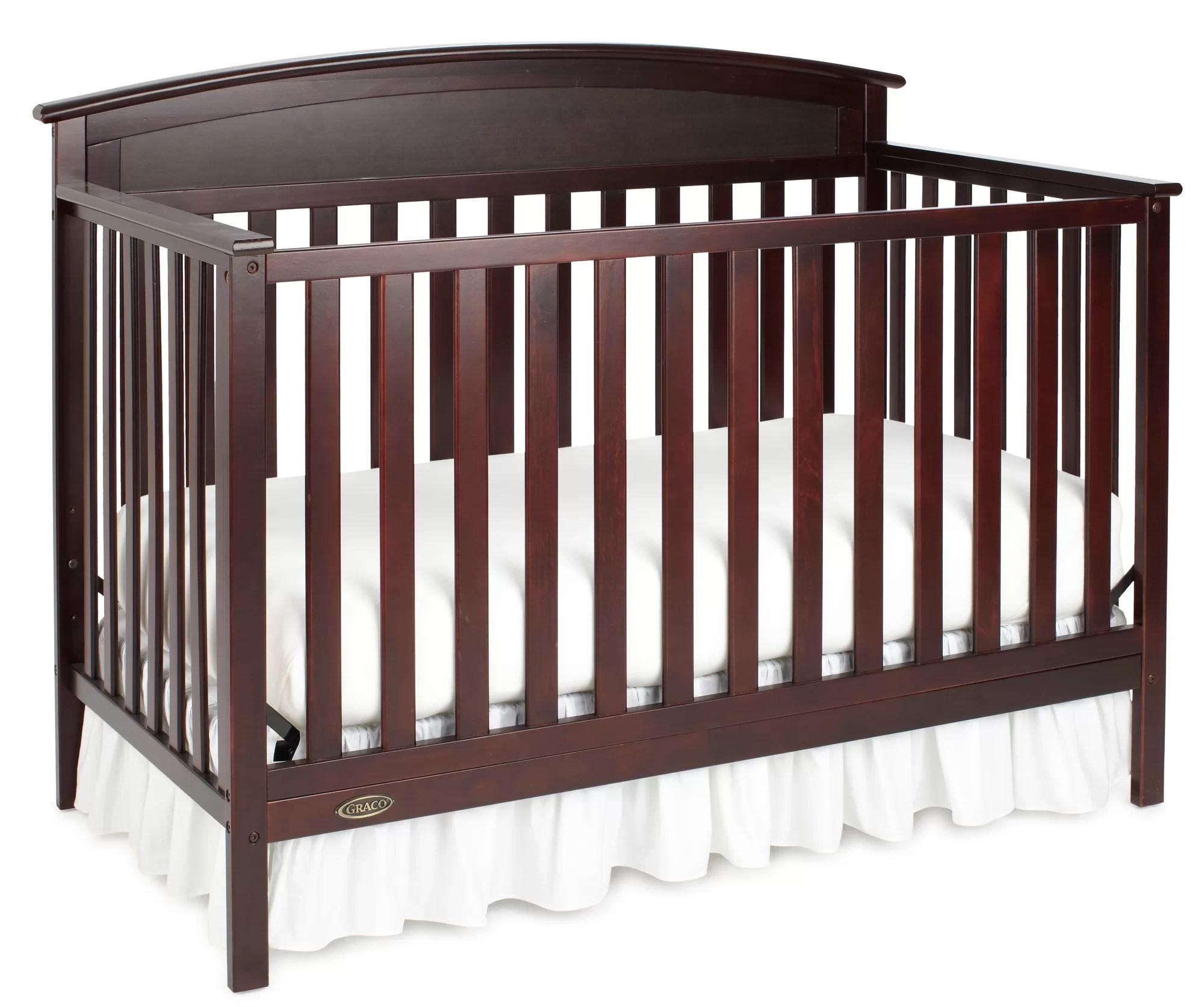 Graco Benton 3 in 1 Convertible Crib | eBay