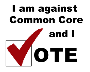 Against-Common-Core-and-Vote