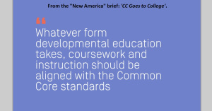 The CCSS Machine's rolling over every state in its path to do WHATEVER it can to align our students!