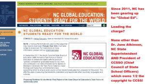 Where can you find out more? http://www.ncpublicschools.org/globaled/