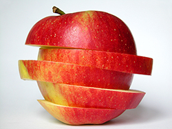 slicedApple