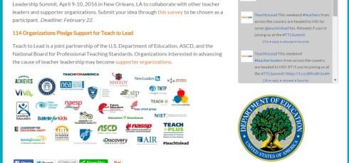 teachleadccss