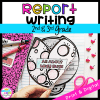 2nd and 3rd grade report writing