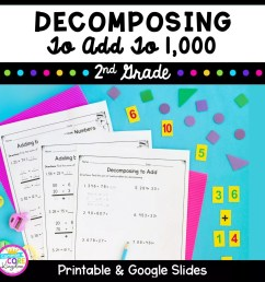 Decomposing Numbers to Add to 1 [ 1800 x 1800 Pixel ]