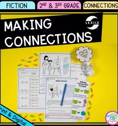 Making Connections 2nd \u0026 3rd Grade - Google Distance Learning   Common Core  Kingdom [ 1800 x 1800 Pixel ]