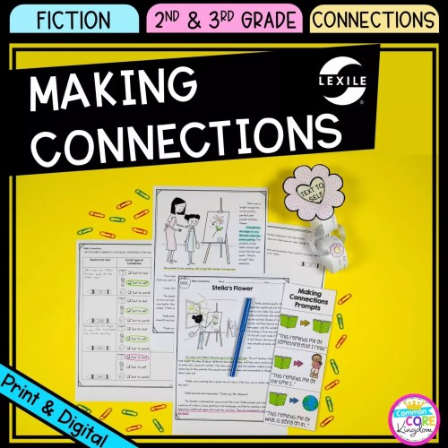 small resolution of Making Connections 2nd \u0026 3rd Grade - Google Distance Learning   Common Core  Kingdom