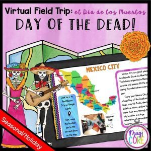 virtual field trips natural hazards cover
