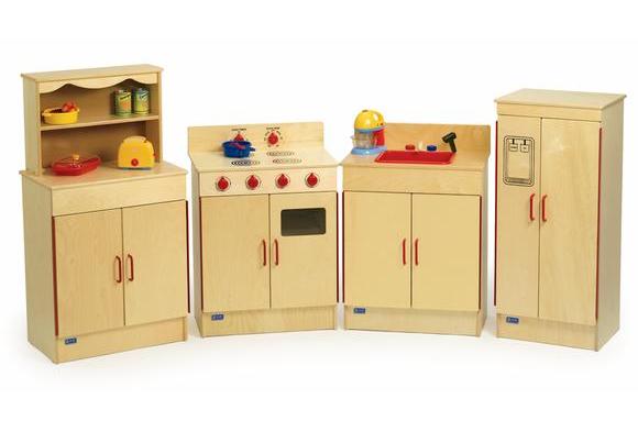 wood kitchen set floor ideas play discount school supply age