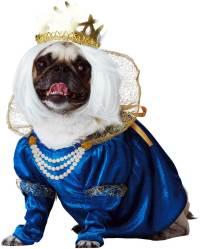 Royal Queen Highness Pup-A-Razzi Dog Princess Dress ...