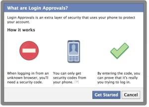 facebook security