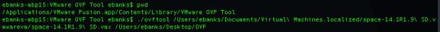 folder input