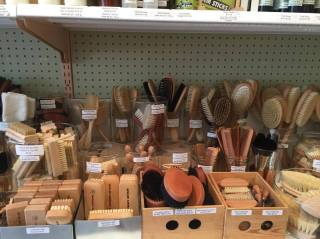 Brushes of all shapes and for all occasions
