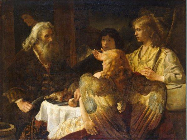 Genesis 18 God And Abraham Debate Holy Bible