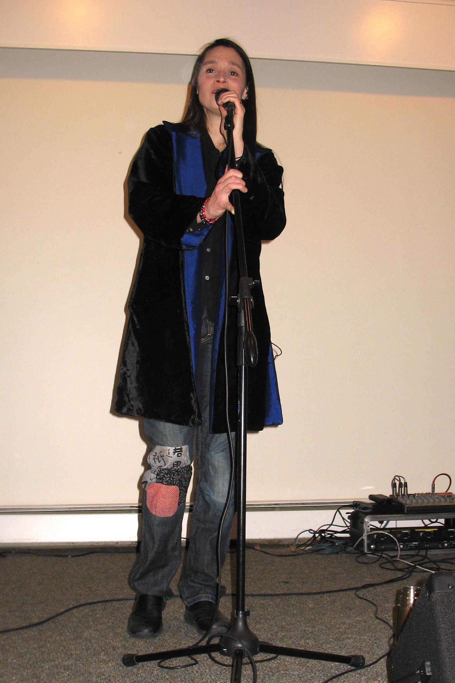 Katryna Nields (Courtesy of Jim Howe)