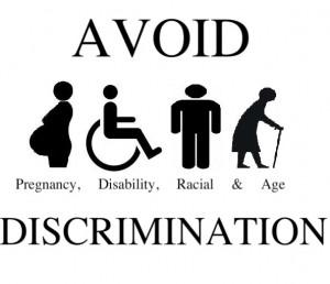 discrimination must end