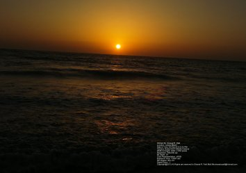 Sunset - Sets the Life