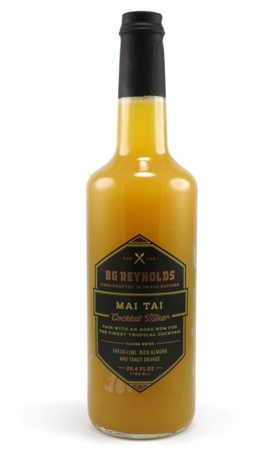 B.G Reynold's Mai Tai Cocktail Mixter