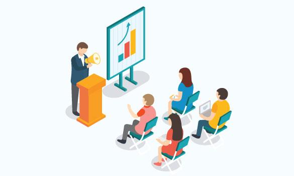 presentation skills training communication skills banner