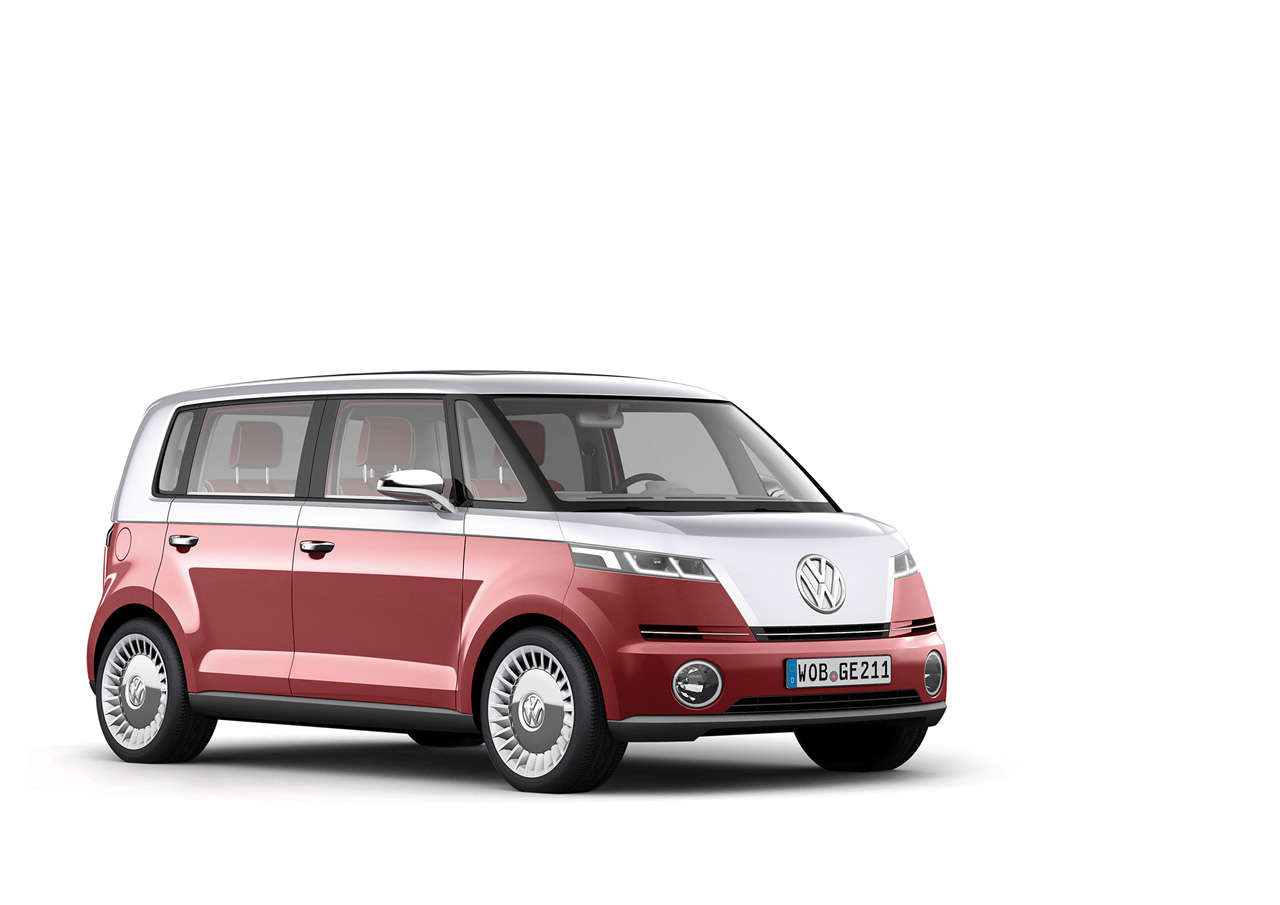Volkswagen Microbus 2014 and Concepts of the Past – commonplacebook.com