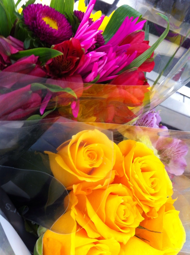 Flowers for same-sex couples getting married in Marion County