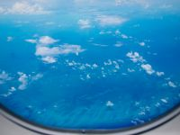 From the Air (home from Jamaica)
