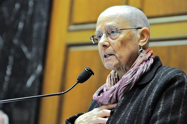 Carol Trexler testifying