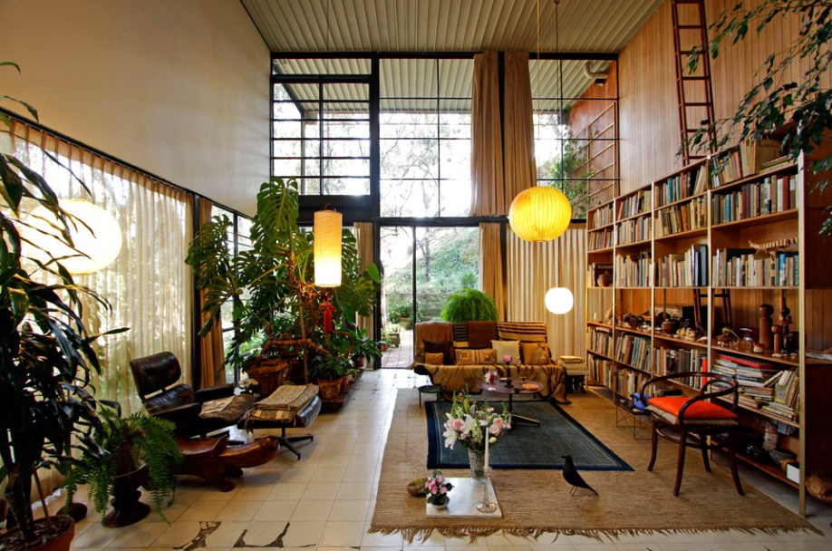 Eames House Interior 2