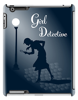 Nancy Drew iPad Cover