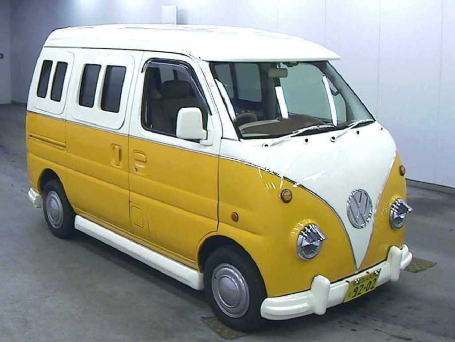 suzuki every vw minibus