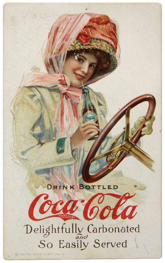1900s  CocaCola Advertising