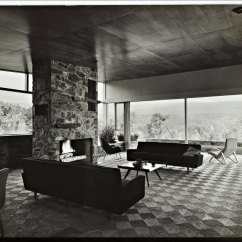 Living Room Covers Makeover Ideas Robinson House: Marcel Breuer | Modern Architecture Blog