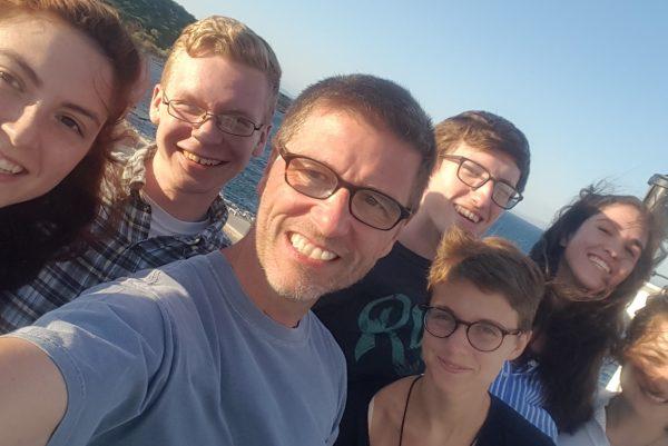 Selfie Lesbos edited