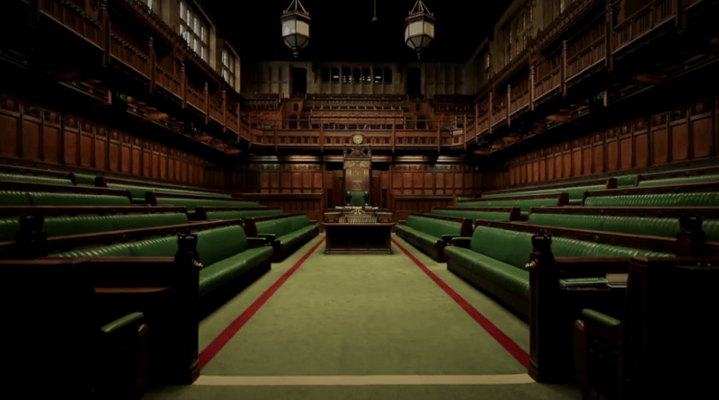 House of Commons, UK Parliament