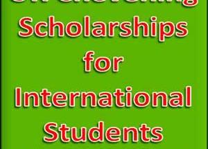 UK Chevening Scholarships for International Students