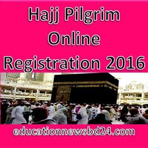 Hajj Pilgrim Online Registration 2016