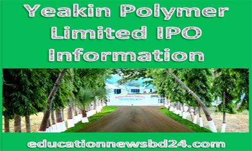 Yeakin Polymer Limited IPO Information