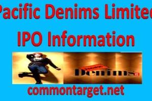 Pacific Denims Limited IPO Information