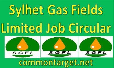 Sylhet Gas Fields Limited Job
