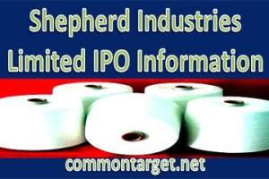 Shepherd Industries Limited IPO Information