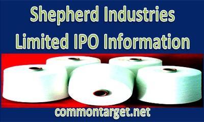 Shepherd Industries Limited IPO Information